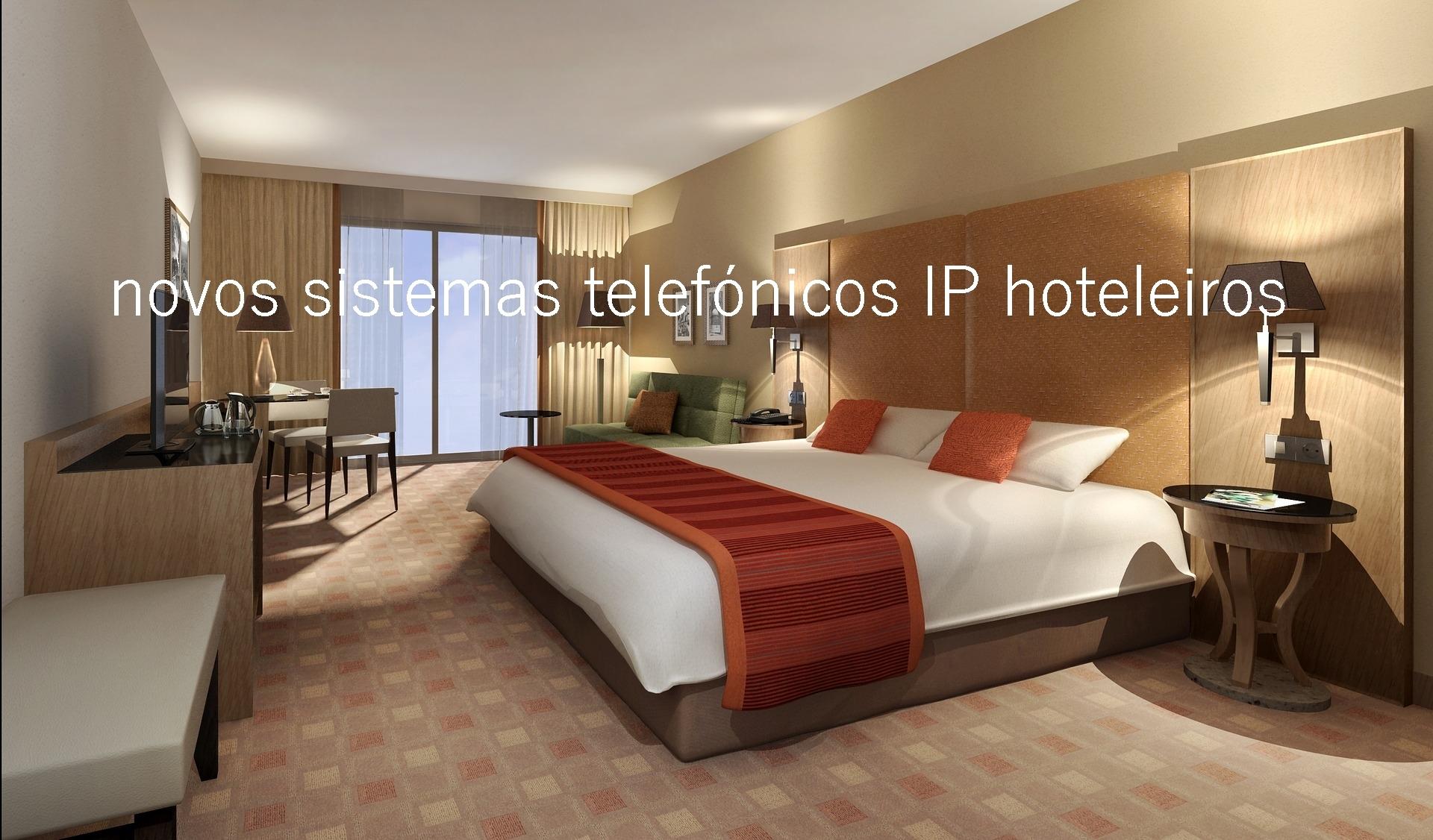 Sistema telefónico hoteleiro